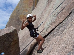 Women's Rock Camp 027