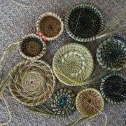 Pine-needle Basketry