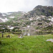 Women's Rocky Mountain Backpacking July 21-25 2008 (32)