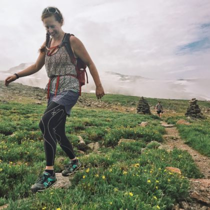 Ultrarunning in Rocky Mountain National Park