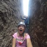 Girls Climbing and Backpacking Trips