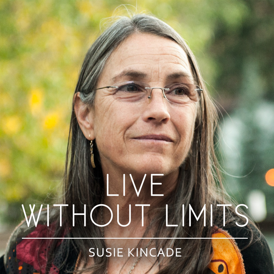 Susie Kincade Live Without Limits