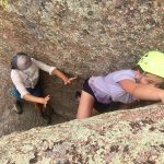Bouldering at Vedawoo