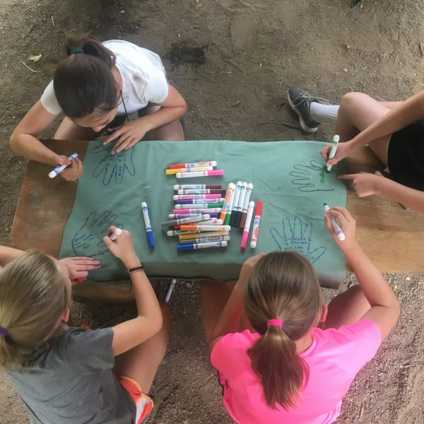 Discovery Days Camp for girls Jefferson County