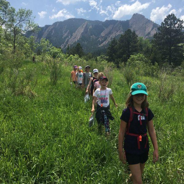 Adventure Days Boulder Camp