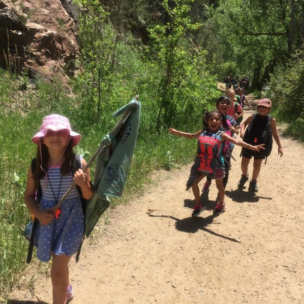 Adventure Days Camp for Girls in Jefferson County